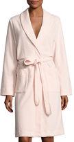 Hanro Plush Basic Tie-Waist Robe