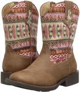 Roper Azteca Cowboy Boots