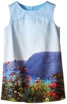 Paul Smith Landscape Dress (Toddler/Little Kids)