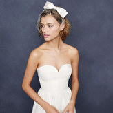 Collection Jennifer Behr bow birdcage veil