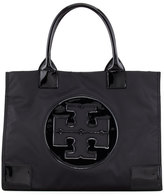 Tory Burch Ella Nylon Tote Bag, Black