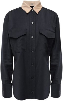 Equipment Wool Shirt