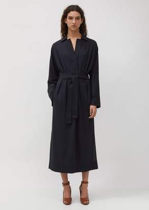 Lemaire Polo Jersey Shirt Dress