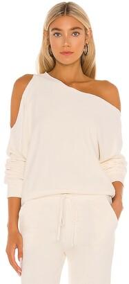 Lanston One Shoulder Pullover
