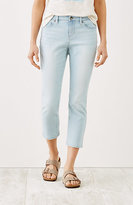 J. Jill Authentic Fit Cropped Jeans