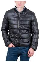 Byblos Black Quilted Puffer Jacket.