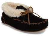 Minnetonka Women's 'Chrissy' Slipper Bootie