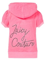 Juicy Couture Original Jacket in Iconic Script Terry