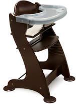 Badger Basket Embassy Adjustable Wood High Chair