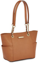 Calvin Klein Key Items Leather Tote