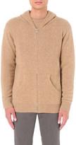 The Elder Statesman Zip-up cashmere hoody