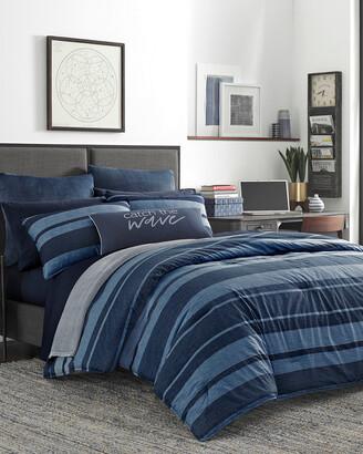 Nautica Longpoint Navy Comforter Set
