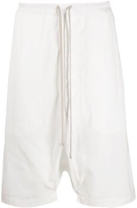 Rick Owens Drawstring Deck Shorts
