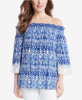 Karen Kane Off-The-Shoulder Top