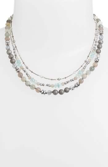 Chan Luu Multistrand Necklace