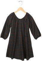 Caramel Baby & Child Girls' Plaid Shift Dress