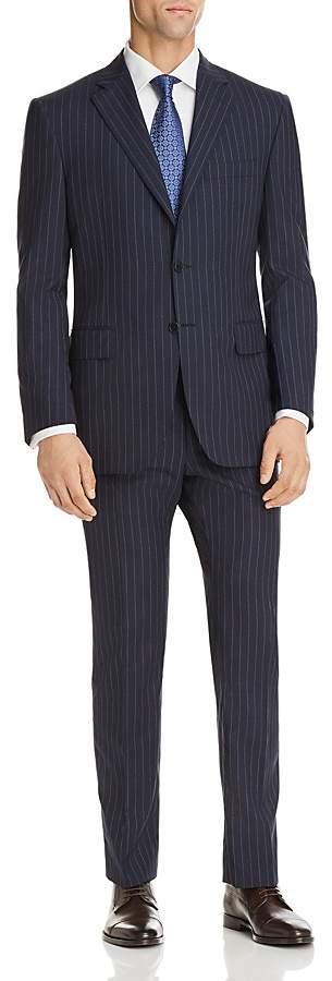Canali Stripe Regular Fit Suit