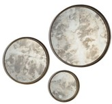 Ren Wil Renwil Shire Set Of 3 Mirrors