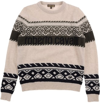 ROBERTO CAVALLI JUNIOR Sweaters