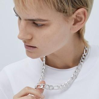 Jenny Bird The Landry Silver Necklace