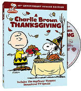 Peanuts Charlie Brown Thanksgiving 40th Anniversary Deluxe Edition DV