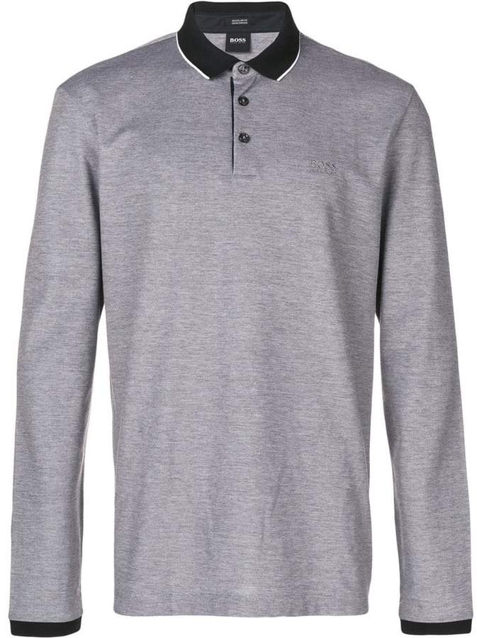 b01357b5 HUGO BOSS Polo Shirts For Men - ShopStyle Canada