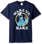 Sesame Street Men's Cookie Monster Bake T-Shirt
