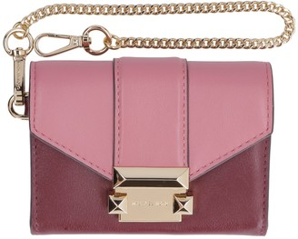 Michael Kors Whitney Bicolor Leather Wallet