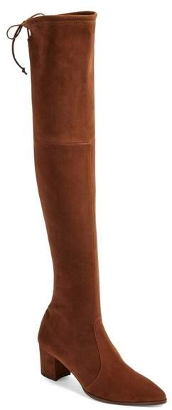 Stuart Weitzman Thighland Over-the-Knee Boot