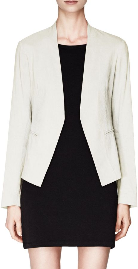 Theory Lanai Blazer in Crunch