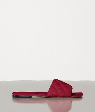 Bottega Veneta Sandals In Matelasse Nappa Dream