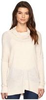 Brigitte Bailey Algelie Cowl Neck Ribbed Sweater