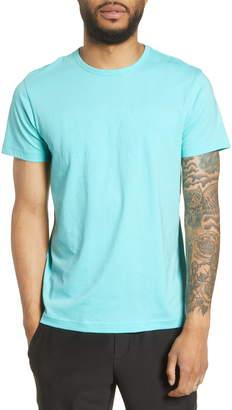BOSS Regular Fit Textured Logo T-Shirt