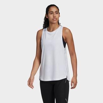 adidas Women's Athletics Own The Run Training Tank