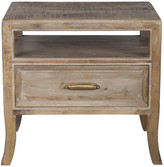 Kosas Amelie 1 Drawer End Table by Home