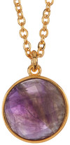 Melinda Maria Hunter Amethyst Pendant Necklace