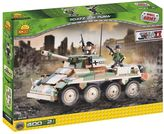 COBI Small Army SD.KFZ. 234 Puma Construction Blocks Building Kit