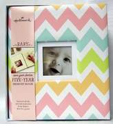 Hallmark Chevrons Girl 5 Year Memory Album