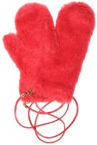 Max Mara Agar alpaca, wool and silk mittens