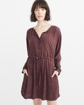 Abercrombie & Fitch Lightweight Shirtdress