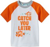 Disney Pixar Finding Dory Nemo & Marlin Toddler Boy Raglan Tee by Jumping Beans®