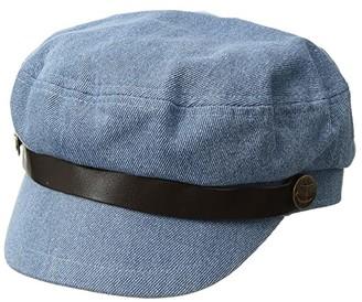 San Diego Hat Company CTH4173 Fishermans Denim Cap