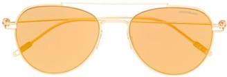 Montblanc Aviator Sunglasses