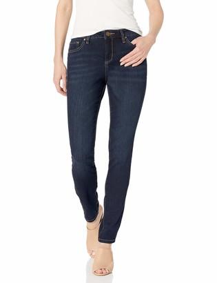Jag Jeans Women's Sheridan Skinny Platinum Denim in