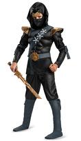 Disguise Black Ninja Classic Dress-Up Set - Boys