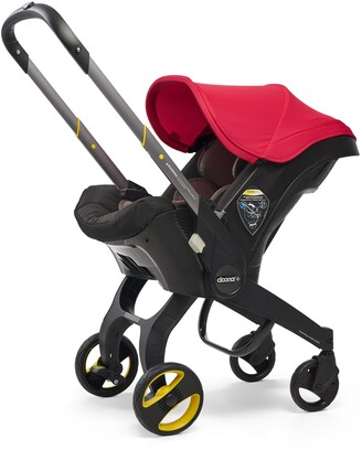 Doona Convertible Infant Car Seat/Compact Stroller System with Base