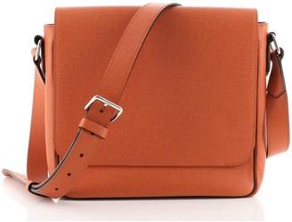 Louis Vuitton Roman NM Handbag Taiga Leather PM