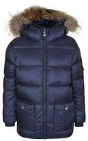Pyrenex Mat Hooded Parka Coat