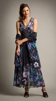 Komarov S/L Long Dress