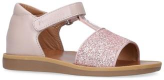 Pom D'Api Glitter Poppy Tao Sandals